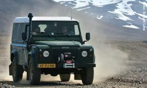 island jeep reise