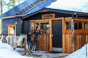 Hütte Sarmi
