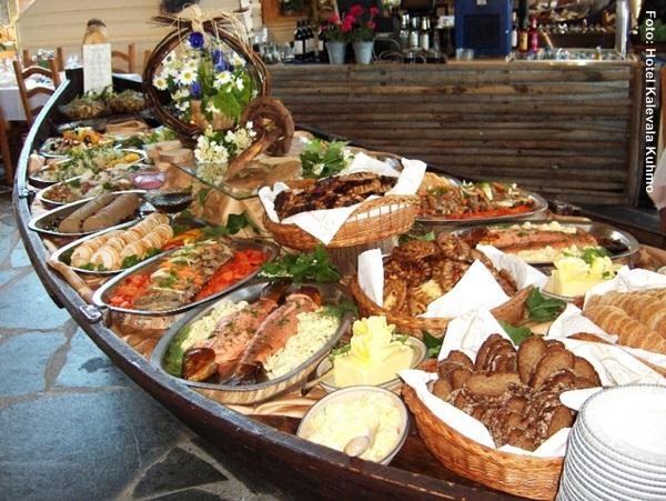 Restaurant Kuhmo