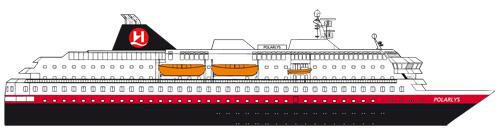 Postschiff Polarlys