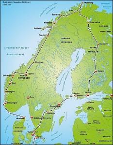 Karte Tour SK1 neu