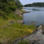 Finnland Reise See