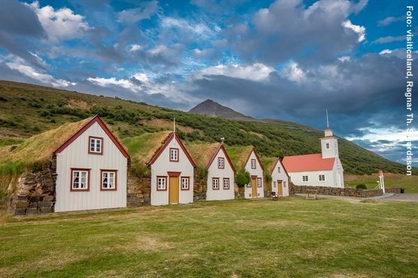 Island Ferienhaus Reise