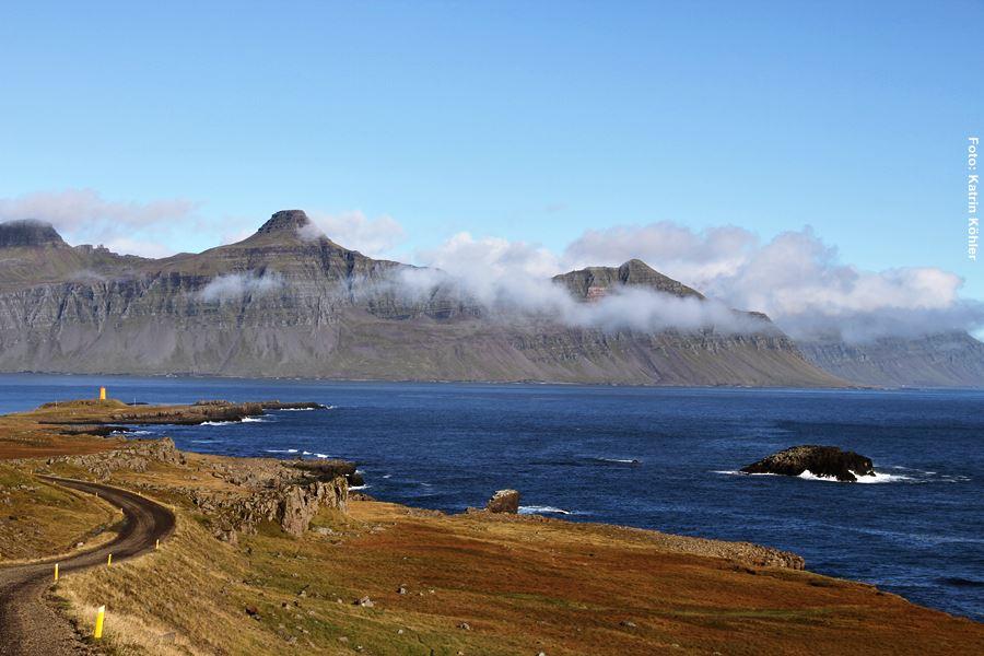 Durch Island Reisen Eine Wochen