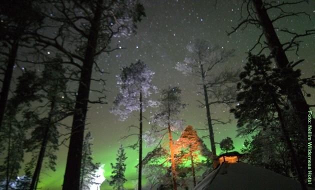 Nordlichter Reise Lappland