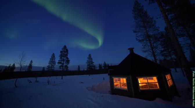 polarlichter lappland