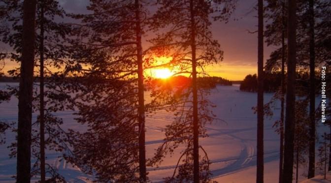 Silvester Reise Finnland