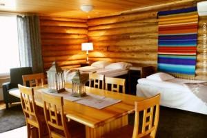 Hotel Muotka Lappland