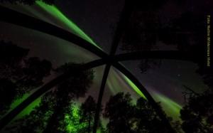 Nordlichtkuppel
