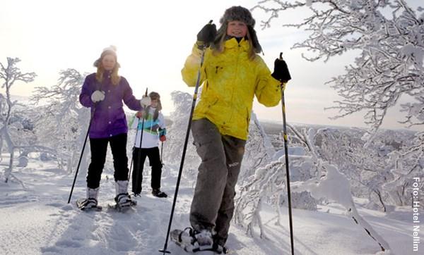 Winterreise Schneeschuhwanderung