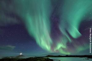 Polarlichter Reisen Island