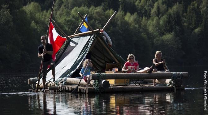 Floßfahrten Schweden