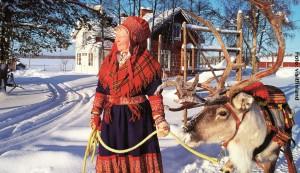 Lappland Reise Winterwoche Sami