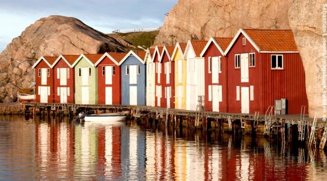 Rundreise Schweden Schären und Seen