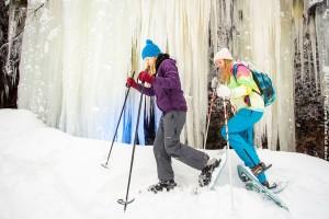 Frauen Skiurlaub