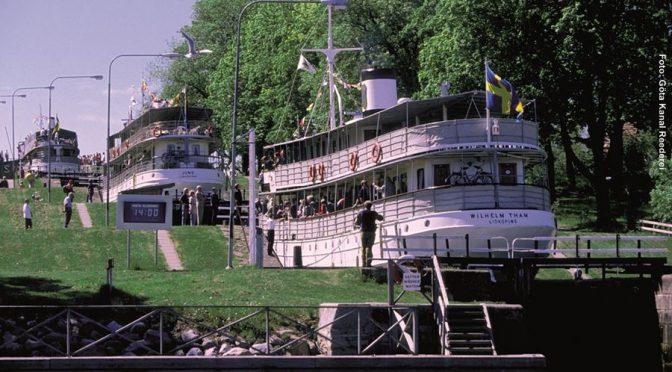Göta Kanal Reise