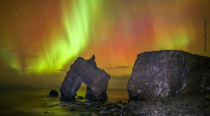 Islandreise Nordlichter