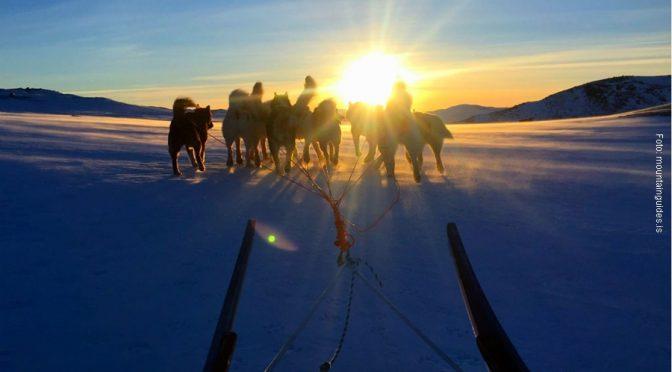 Grönland Winterreise