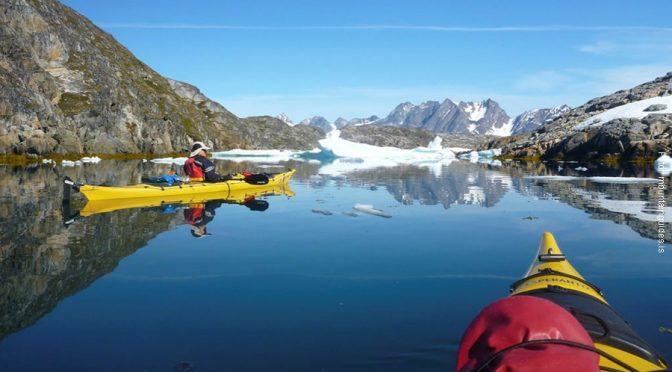 Grönland Reise Kajak