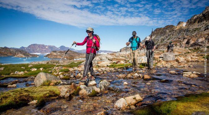 Grönland Wanderreise