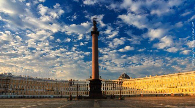 Schiffsreise Helsinki - St. Petersburg