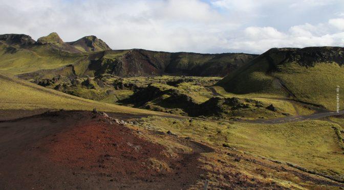 Island Fahrradtour