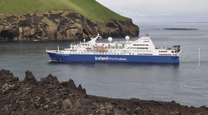 Island Schiffsreise