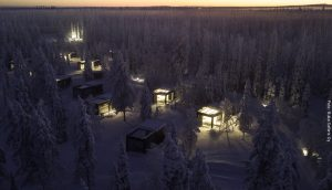Winterreise Finnland's Norden