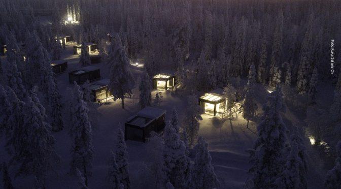 Polarlichter Reise Finnland