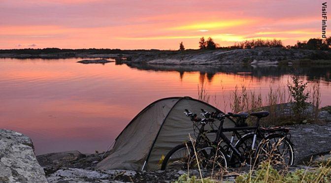 Fahrradtour Finnland Schären
