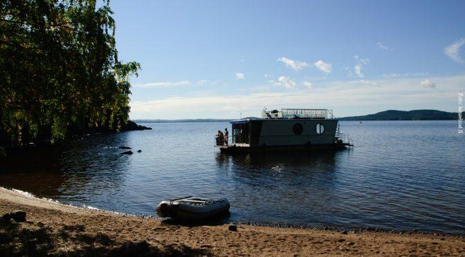 Finnland Hausboot Urlaub