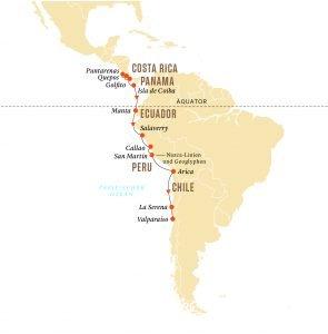 Andenküste - vom Regenwald zum Inkareich