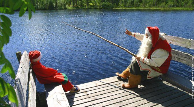 Finnland Rundreisen Sommer