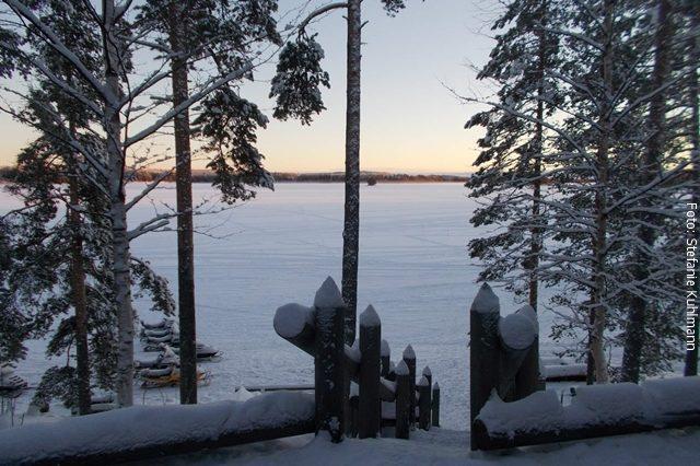 Winterreise Finnlands Osten
