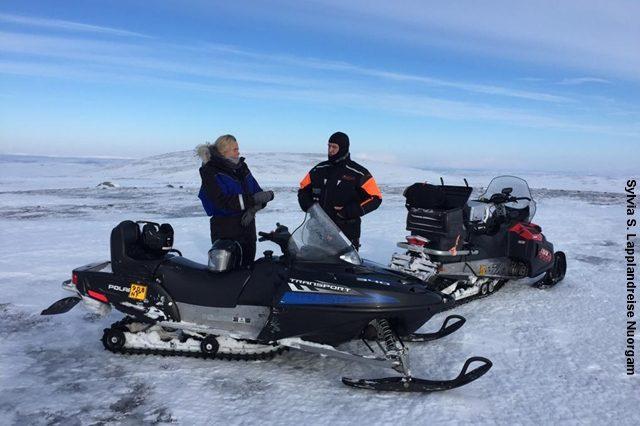 Finnland Winterreise