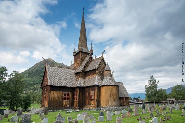 Norwegen Reise Stabkirche