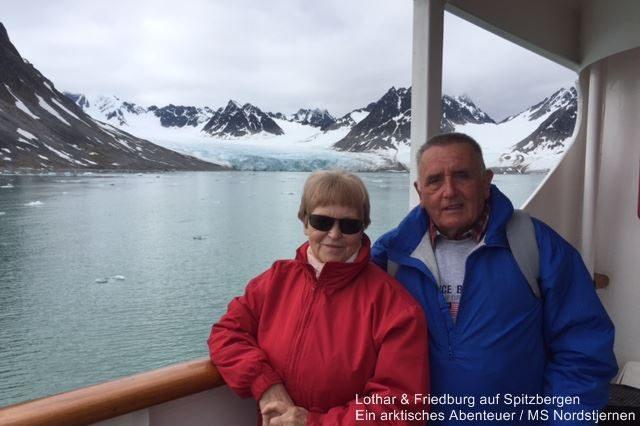 Spitzbergenreise Schiff