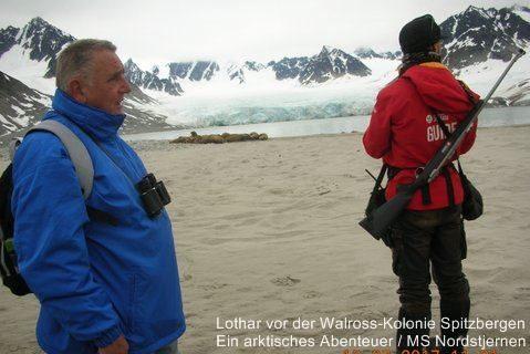 Spitzbergen Schiffsreise