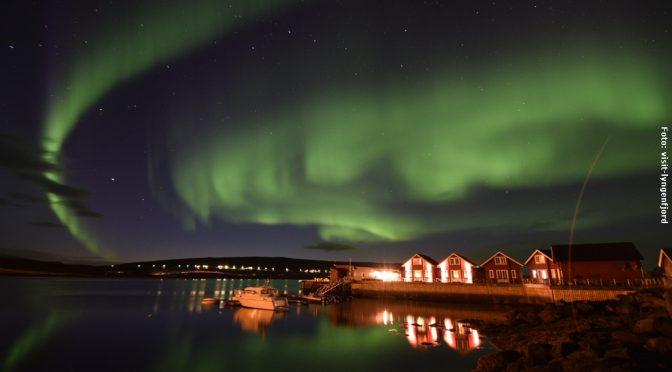 Nordlichter Träume Norwegen