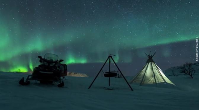 Polarlichter Reise Norwegen