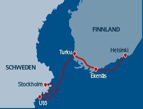 Finnland Busreise