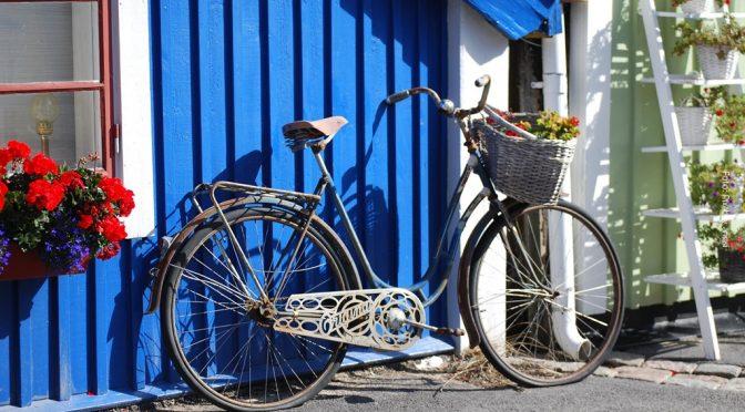 Fahrradrundreise Schweden
