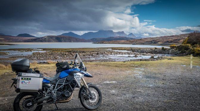 Motorrad Rundreise Island
