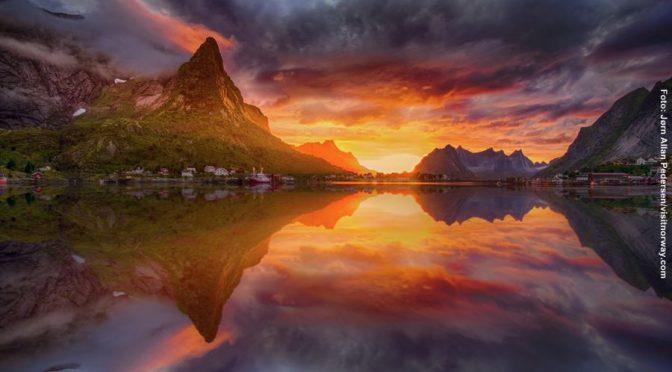 deutschsprachige Busreise Norwegen