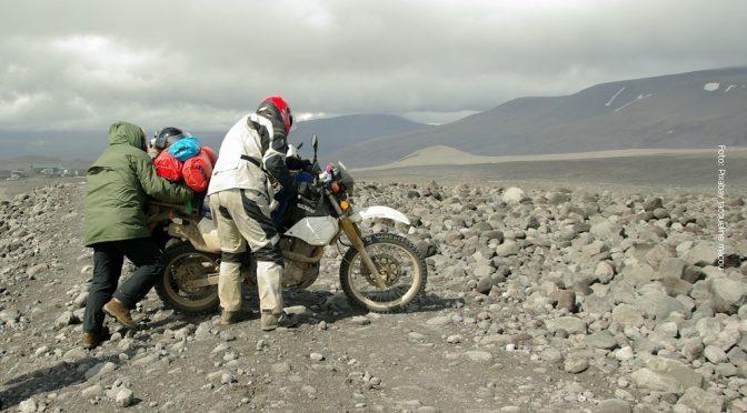 Island Motorradrundreise