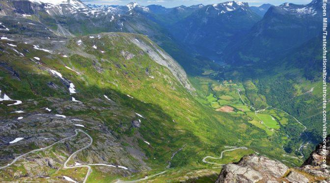 Motorradrundreise Norwegen