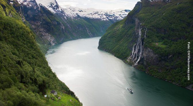 Ferienhaus Reise Norwegen