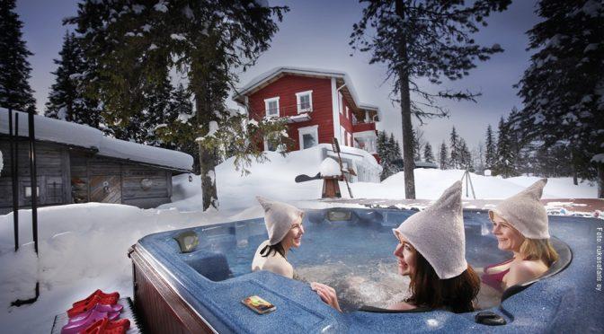 Winterreise Finnland Norden