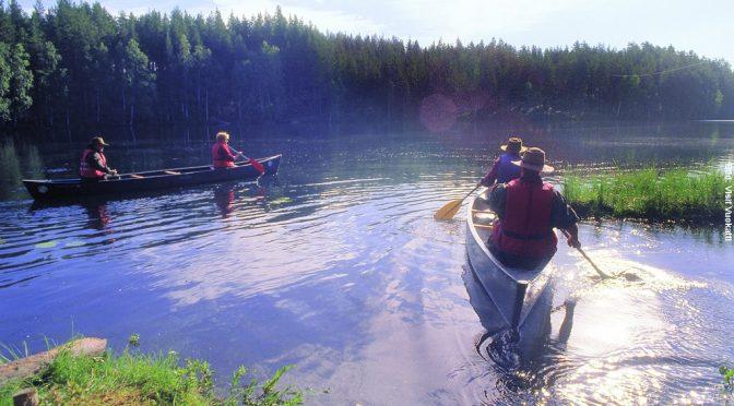Sommer Familienurlaub Finnland