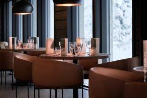 Nordlichterdorf Levi Restaurant